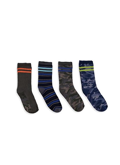 LC Waikiki Çorap Seti Mavi